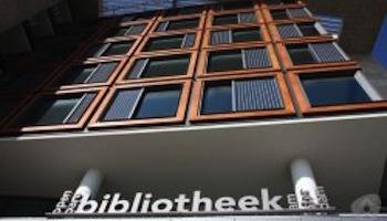 Oba Centrale Bibliotheek – Amsterdam