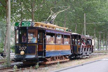 Elektrische Museumtramlijn – Amsterdam