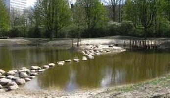 Gijsbrecht van Aemstelpark – Amsterdam