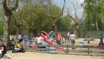 Speeltuin Groot Melkhuis Vondelpark