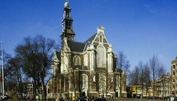 Westerkerk beklimmen