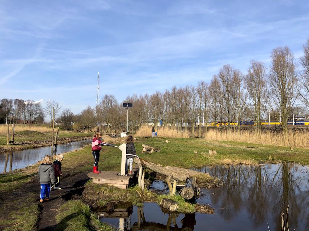 WOESTE WESTEN AMSTERDAM NATUURSPEELTUIN | CITYMOM.nl