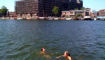 Zwemwater Sporenburg – Amsterdam