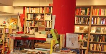 Island Bookstore – Amsterdam