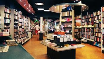 boekhandel in amsterdam