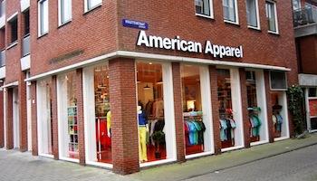 American Apparel Noordermarkt – Amsterdam