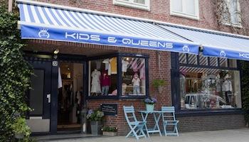 KIDS & QUEENS – AMSTERDAM