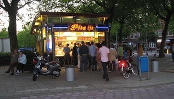 Pisa IJs – Amsterdam
