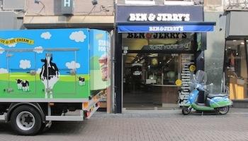 Ben & Jerry's – Amsterdam