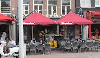 Häagen-Dazs – Amsterdam