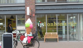 Het IJsbonbonnetje – Amsterdam