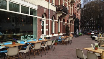 CAFÉ BOSCO AMSTERDAM