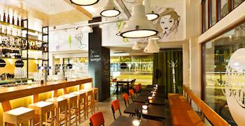 Bar Baarsch – Amsterdam