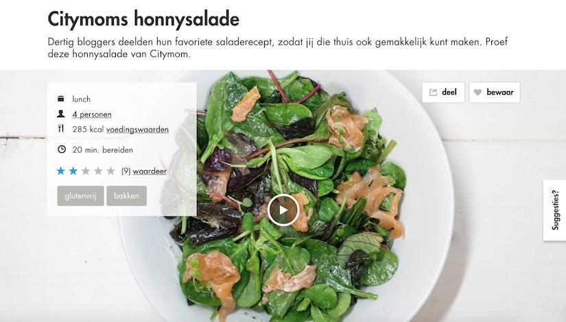 Recept CITYMOM op Allerhande.nl