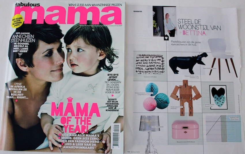 CITYMOM in Fabulous Mama