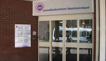 Gezondheidscentrum Staatsliedenbuurt – Amsterdam