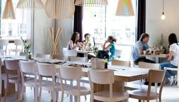 VLAAMSCH BROODHUYS BAKER'S CAFÉ – AMSTERDAM