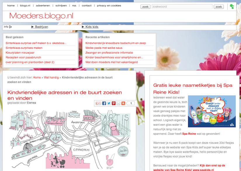 CITYMOM.nl op moeders.blogo.nl