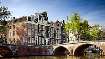 CANAL – AMSTERDAM
