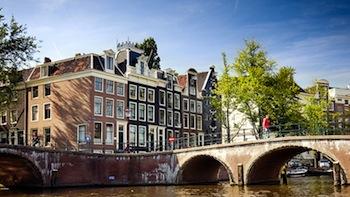 CANAL – AMSTERDAM