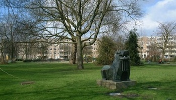Frederik Hendrikplantsoen – Amsterdam