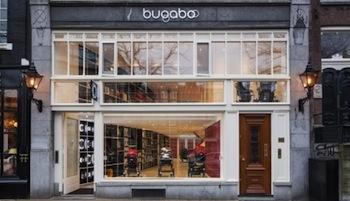 Bugaboo winkel – Amsterdam