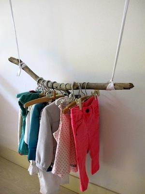 kleren aan hanfer