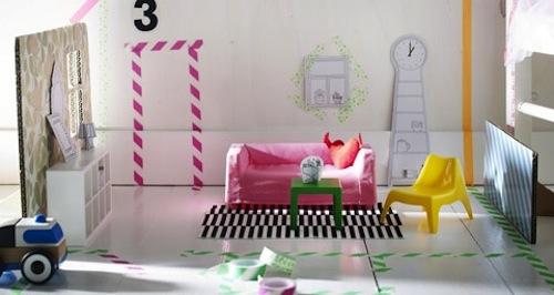 IKEA MEUBELS IN JE POPPENHUIS