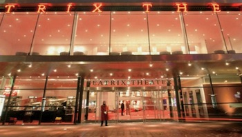 Beatrix theater – Utrecht