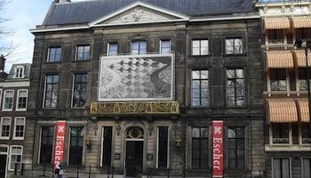 Escher in het Paleis – Den Haag
