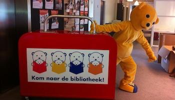 Jeugdbibliotheek Waterwin – Utrecht