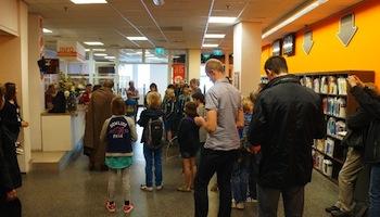 Bibliotheek Kanaleneiland – Utrecht