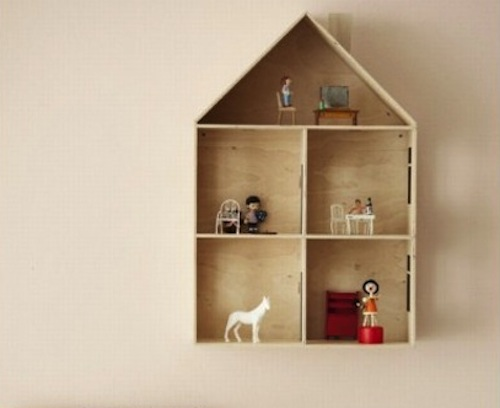 DOLLHOUSE FERM LIVING