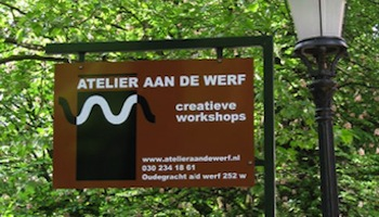 Atelier aan de werf – Utrecht