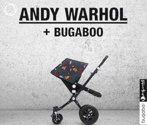 BUGABOO X ANDY WARHOL PART 2