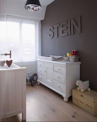 Babykamer Muur Ideeen.Iedeeen Voor Op Of Aan De Kinderkamer Muur