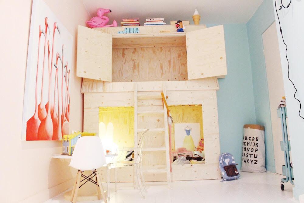 De Leukste Kinderbedden : De leukste kinderkamers vind je in deze interieur blogs