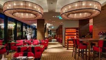 Restaurant The Living Room Is Het Van Hampshire Hotel Babylon In Den Haag De Hele Dag Geopend En Toont Een Mooi Uitzicht