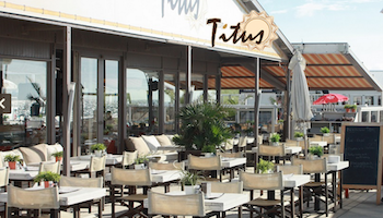 Beach Club Titus – Den Haag