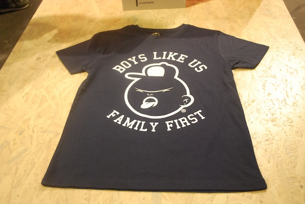 Boys Like Us is een nieuw kledingmerk voor stoere boys van 4-14 jaar.