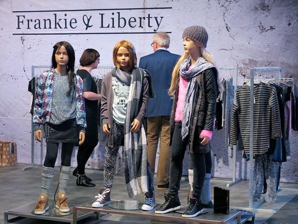 Frankie & Liberty