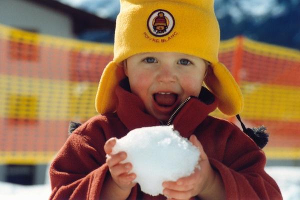 3. Sneeuw-meisjegelemuts