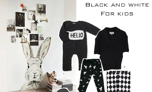 SCRAPBOOK; BABY BLACK