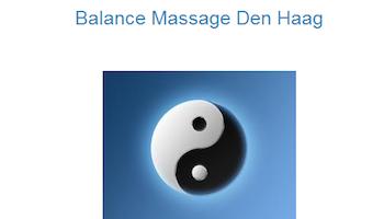 Balance  Massage – Den Haag