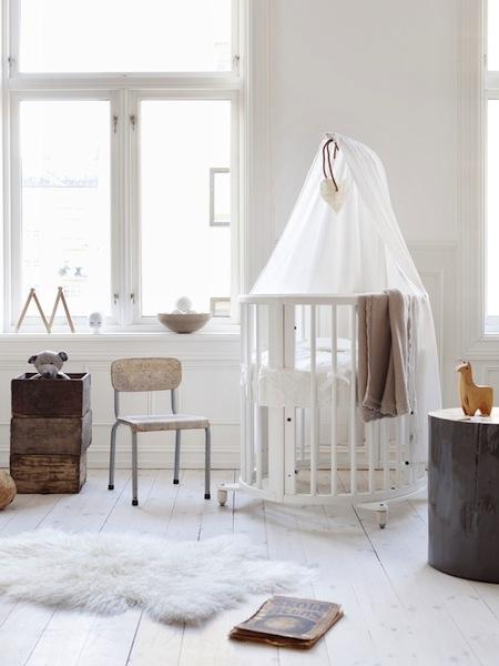 Schommelstoel Voor Op De Babykamer.Schommelstoel Babykamer Baby Dump Originele Babykamer Ideeen Voor