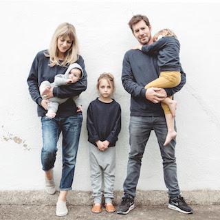 Gray Label introduceert de Family Sweater. Een unisex trui, comfortabel en stylish voor ieder lid van de familie!