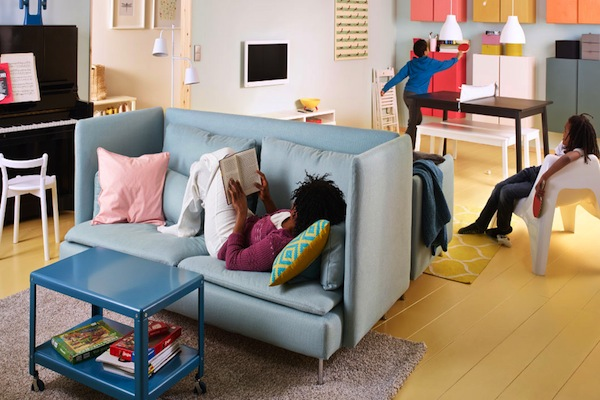BLOG MAX; PARENTFIGHT @ IKEA