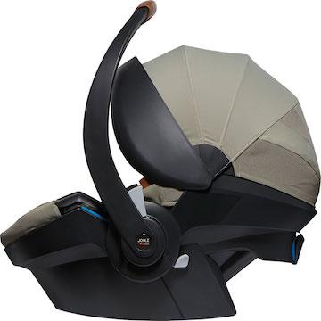 Samen met BeSafe heeft Joolz een oplossing gevonden om reizen comfortabel, veilig en stijlvol te maken: de Joolz iZi Go Modular™ by BeSafe® autostoel.