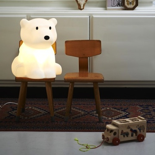 Lamp Nanuk via CITYMOM