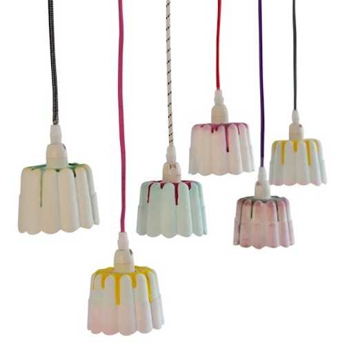 How cute are the Pudding-Lamps from http://www.gwennieslab.com/ for the nursery!